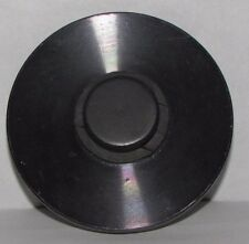58mm Metal Lens Cap female threads for filter stacking screw in type