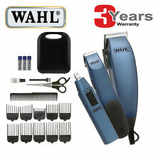 Wahl Clipper pelo Red Completo Set Barba Trimmer Conjunto de Regalo Peluquería Máquina