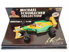 Paul´s Model Art Benetton Ford B192 M. Schumacher Edition 64 Nr. 1  Neu u. OVP