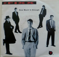 "7"" 1991 MINT-! FIXX (= RUPERT HINE ) How Much Is Enough"