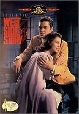 WEST SIDE STORY...NATALIE WOOD...REG 4...NEW & SEALED