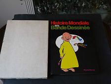 HISTOIRE MONDIALE DE LA BANDE DESSINÉE 1980