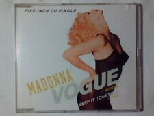 MADONNA Vogue cd singolo GERMANY 2 TRACKS