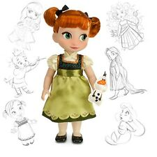 Anna From Frozen Animator Doll,  Animators' Collection with Free Shipping