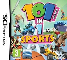 101-in-1 Megamix Sports (Nintendo DS) BRAND NEW SEALED