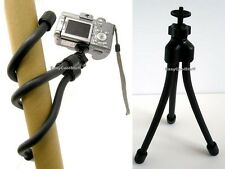 HEAVY DUTY FLEXIBLE TRIPOD FOR FLIP/CONTOUR+2/DRIFT HD/TELEPHOTO LENS CAMERA