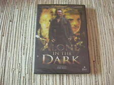 DVD PELICULA ALONE IN THE DARK ACCIÓN CON CHRISTIAN SLATER NUEVA Y PRECINTADA
