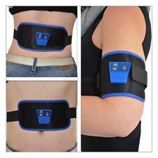 Belt Body Message Leg Waist Muscle Relax Massage Pulse Slim Belly Fat Burner Hot