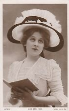 VINTAGE POSTCARD - MISS EDNA MAY - ROTARY PHOTOGRAPHIC SERIES