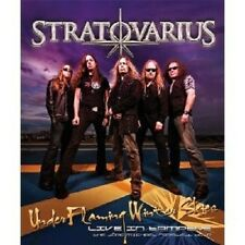 "STRATOVARIUS ""UNDER FLAMING WINTER SKIES - LIVE IN TAMPERE""  BLU-RAY NEU"
