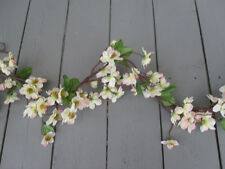 Artificial Apple Blossom Garland - 175cm Long