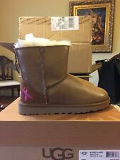 Ugg Classic Mini Breast Cancer Boots 7