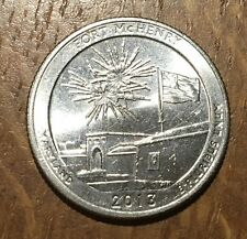 PIECE DE 1 QUARTER 25 CENTS USA  MARYLAND 2013 (30)