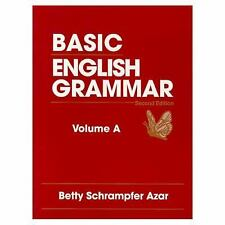 Basic English Grammar: Basic English Grammar Vol. A by Betty Schrampfer Azar...