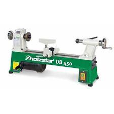HOL5920450 - Piccolo Tornio Per Legno DB 450 - Max Diametro Tornibile 254 Mm