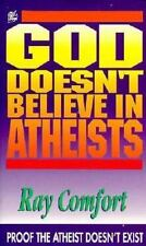 How to Make an Atheist Backslide by Ray Comfort (1993, Paperback)