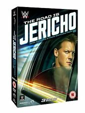 WWE The Road Is Jericho - Epic Stories And Rare Matches From Y2J 3er [DVD] NEU