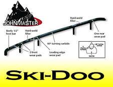 """8"""" SnowStuds MAGNUM Carbide Runners skags PILOT Ski Doo Skidoo MXZ GSX Renegade"""
