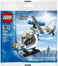 LEGO 30226 CITY POLICE HELICOPTER SET  ( POLYBAG ) - HOT
