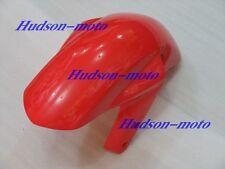 Front Fender Mudguard Fairing For SUZUKI GSXR 600 750 1000 2003-2005 04 05 Red