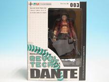 REVOLTECH YAMAGUCHI 003 Devil May Cry 3 Dante Kaiyodo