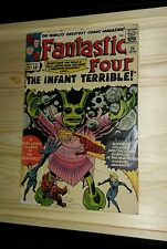 FANTASTIC FOUR #24, 1964, G+/ PLS READ DESCRIPTION..DECENT COLLECTABLE SHAPE!!