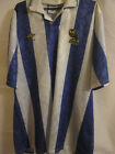 Sheffield Wednesday 1989-1991 Home Football Shirt Size XL /3569