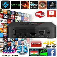 4K KODI(XBMC) Quad Core 1G 8G Android 4.4 TV Box Fully Loaded Free Sports Movies
