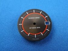 ROVENTA - HENEX Dial Watch Part -GT TURBO 2000- 25mm -Swiss Made- #304