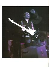 JIMI HENDRIX 'in a purple light' magazine PHOTO / Pin Up / Poster 11x8 inches