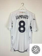 England LAMPARD #8 07/09 Home Football Shirt (M) Soccer Jersey Umbro