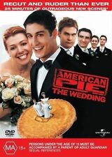 American Pie 3: The Wedding DVD NEW