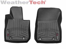 WeatherTech Floor Mats FloorLiner for Mazda CX-3 - 2016-2017 - 1st Row - Black