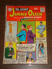 EIGHTY PAGE GIANT #13 FN (6.0) DC JIMMY OLSEN SUPERMAN