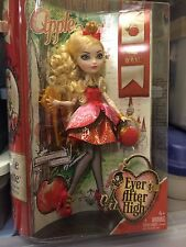 Ever After High 1st Wave Doll 2013 Apple White Daughter of Snow White Doll New