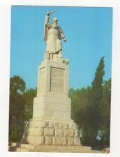 Mount Carmel Muhraqa Elijahs Monument Postcard 615a