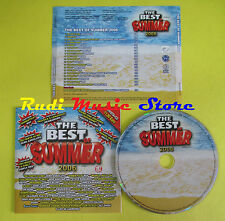 CD THE BEST OF SUMMER 2006 compilation RAF NEGRAMARO NEFFA no lp mc dvd vhs(C14)