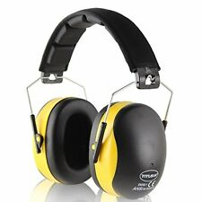 CERTIFIED 37 NRR EARMUFFS HEARING NOISE EAR PROTECTION EARPHONES ANSI CE OSHA AP