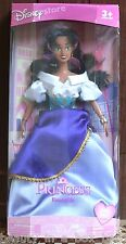 Esmeralda Disney Store Princess Doll Styling Brush