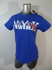 New York Mets Baseball MLB women's t-shirt blue M NEW