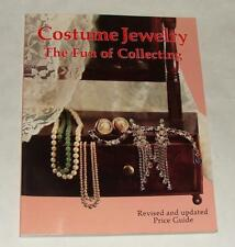 COSTUME JEWELRY The Fun of Collecting by Nancy Schiffer - Price Guide 1992