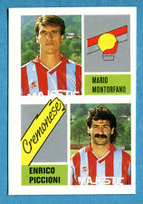 CALCIO 89 Euroflash Figurina-Sticker n. 351 - MONTORFANO#PICCION- CREMONESE -New