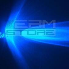 10 pz led blu 5 mm alta luminosità 8.000 mcd - ART. AM10