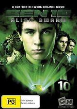 Ben 10: Alien Swarm (Live Action Movie) NEW R4 DVD