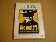 DVD / 800 BULLETS ( CARMEN MAURA, SANCHO GRACIA )