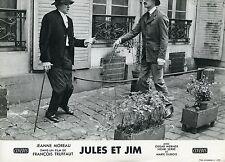OSKAR WERNER HENRI SERRE JULES ET JIM 1962 VINTAGE LOBBY CARD #21