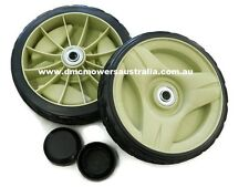 NEW STYLE! Dual Ball-Bearing WHEELS for HONDA HRU196M1 K1 & HRU216M2 Lawn Mower