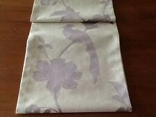 Laura Ashley Farleigh Amethyst Table Runner. Fully Lined. New! BEAUTIFUL!