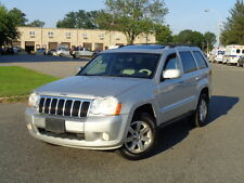2008 Jeep Grand Cherokee Limited Sport Utility 4-Door