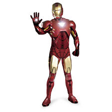 The Avengers Iron Man Mark VI Theatrical Quality Adult Costume 11728D